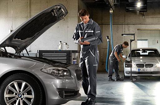 Garage Entretien Bmw
